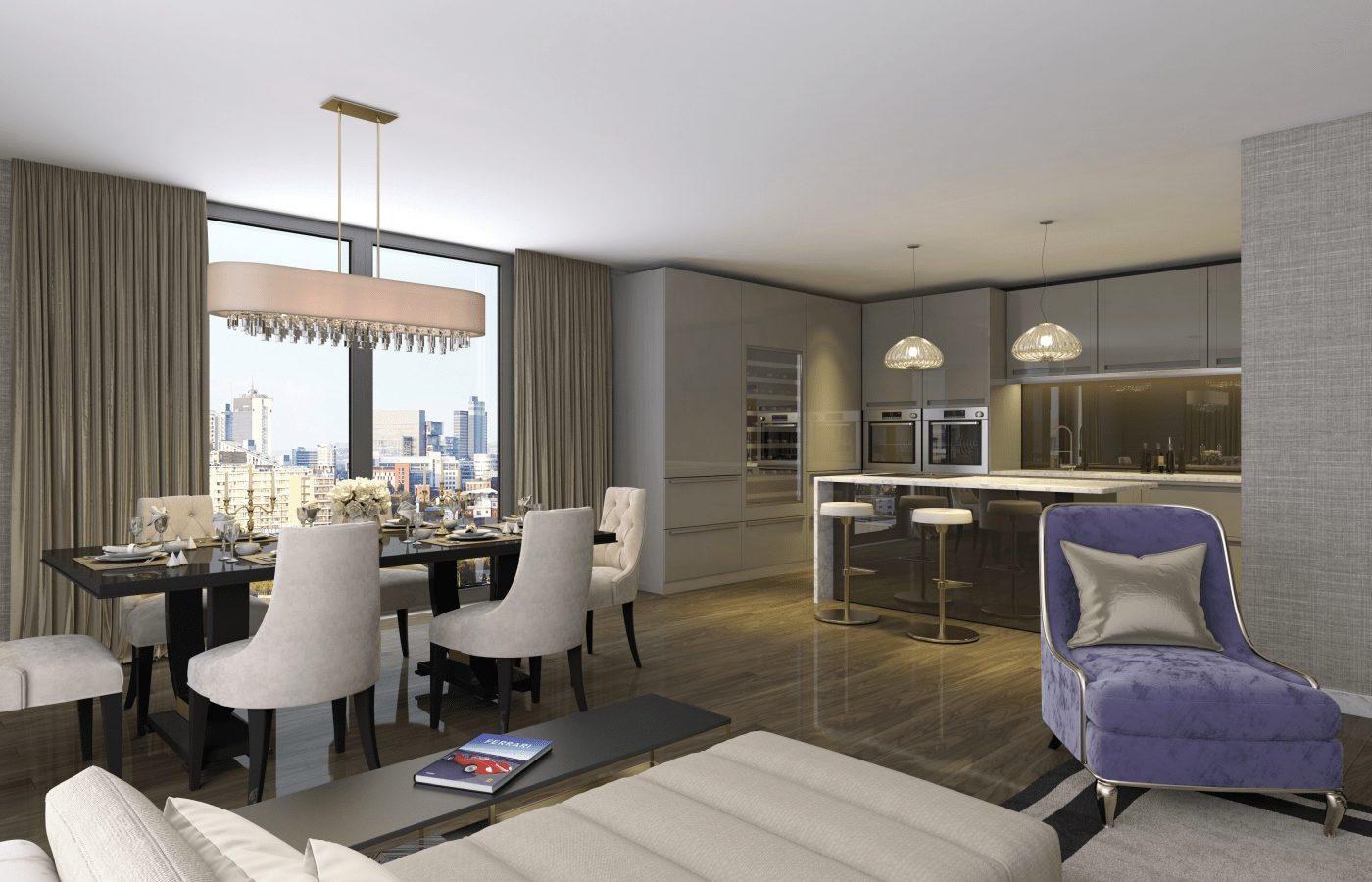 Hilux Luxury Apartment 1 Resize