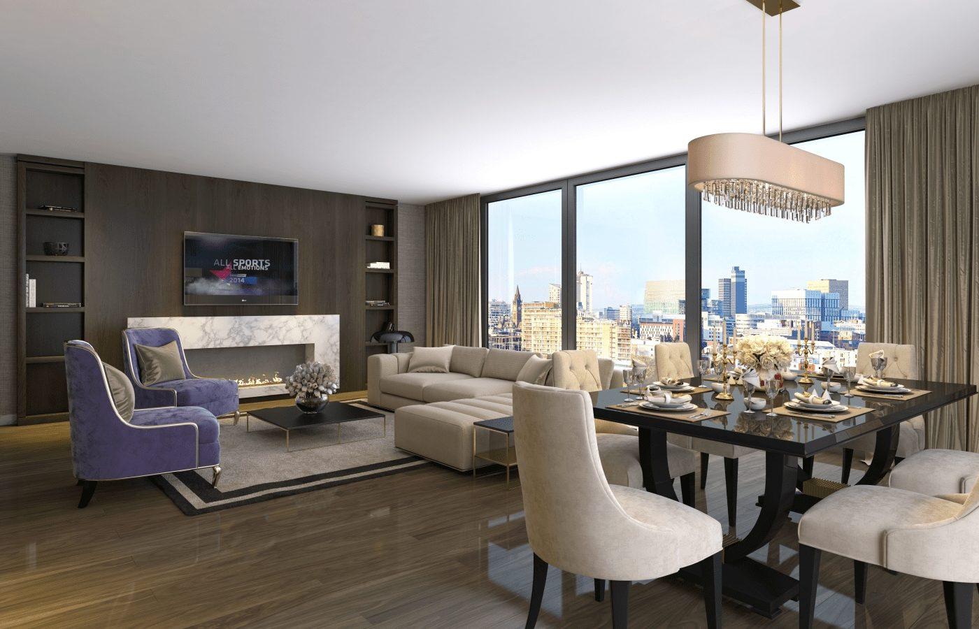 Hilux Luxury Apartment 2 Resize