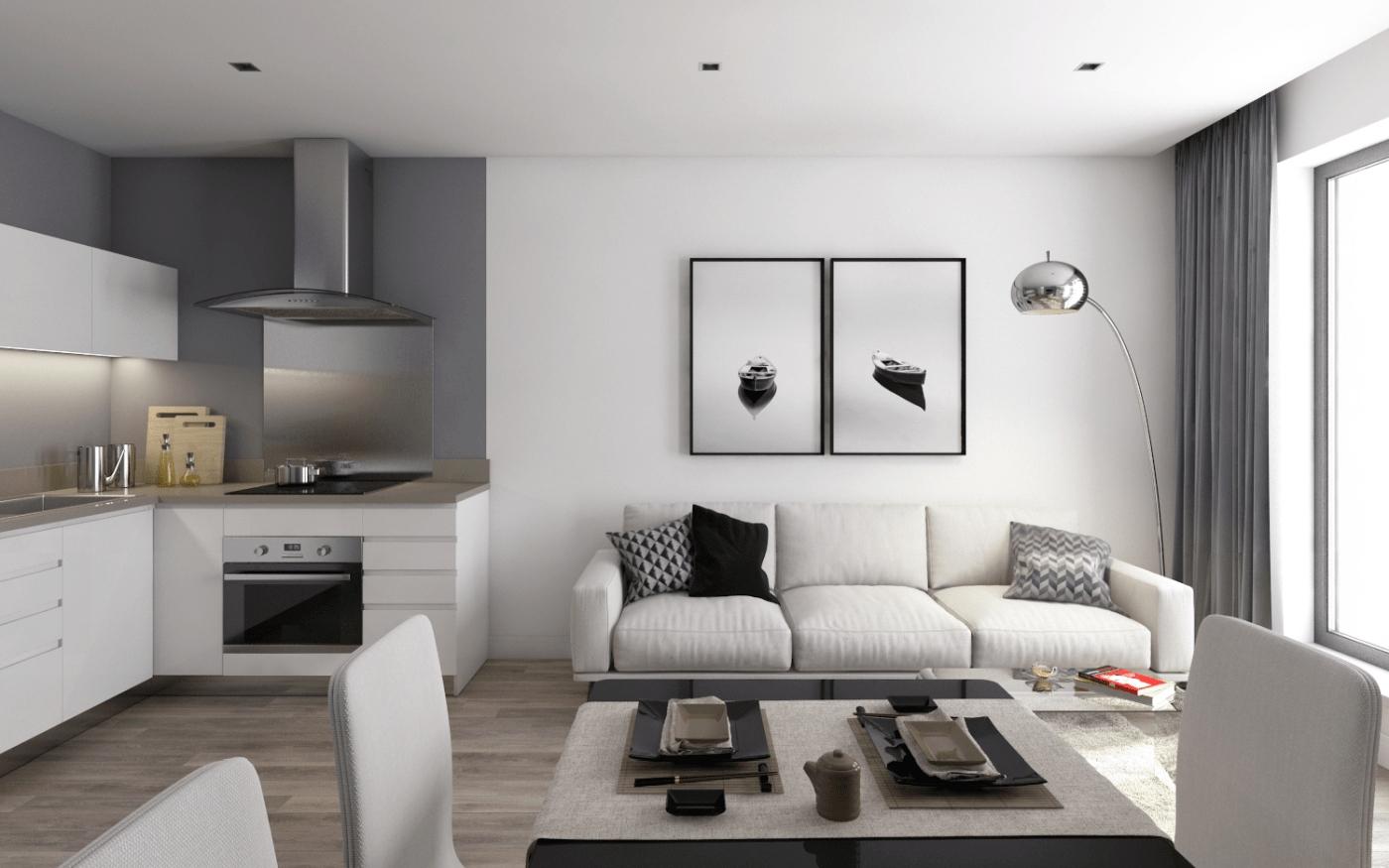 Luton Apartment Interior 1 Resize