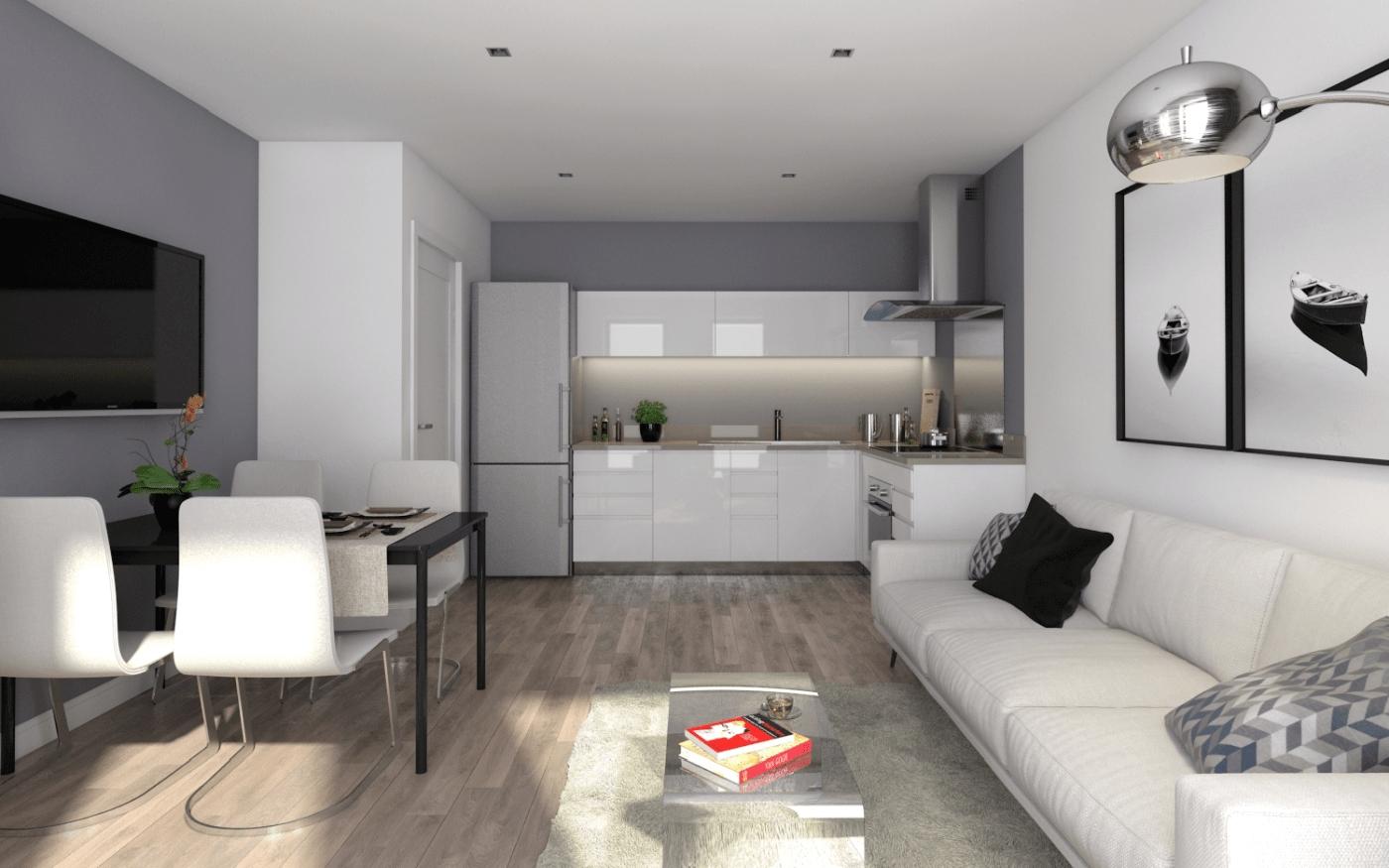 Luton Apartment Interior 3 Resize