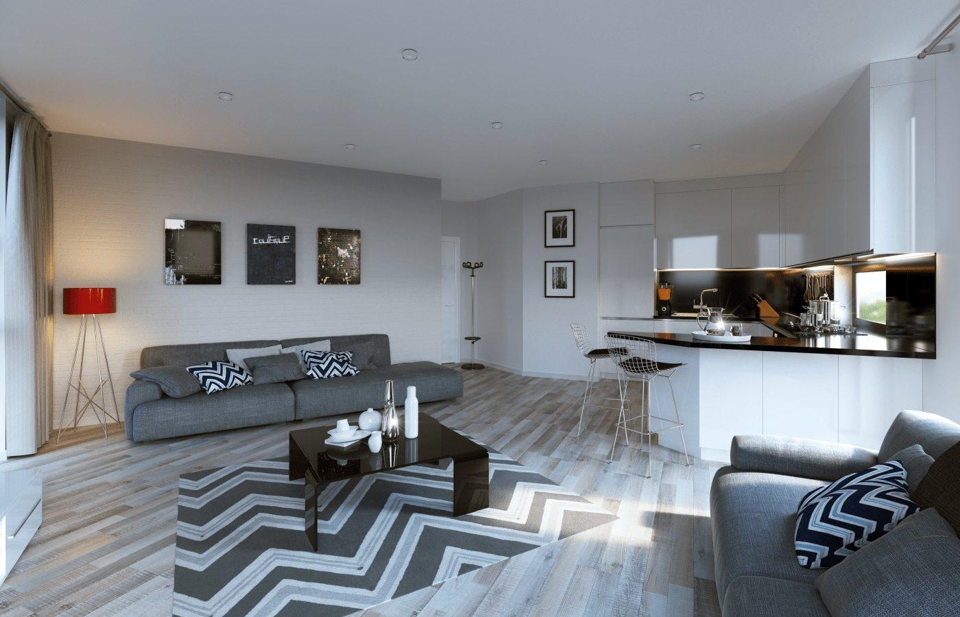 Studio Apartment Resize