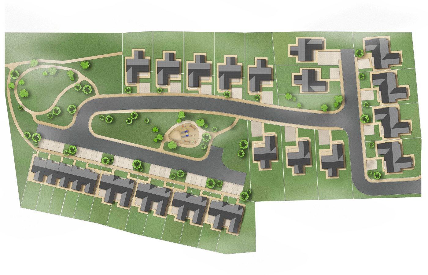 Kinsale Site Plan, Resized